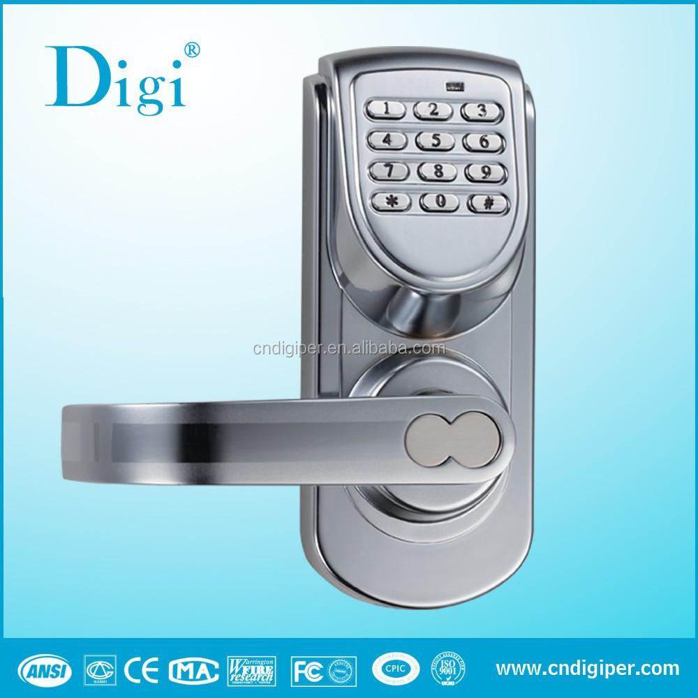 6600 101 electronic keypad door lock for commercial. Black Bedroom Furniture Sets. Home Design Ideas