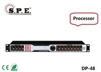 DP-48 spe audio 4 in 8 out professional digital audio processor
