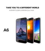 "Kenxinda 5.0"" A6 dual sim 3g smart phone manufacturer shenzhen android 4.4 smartphones"