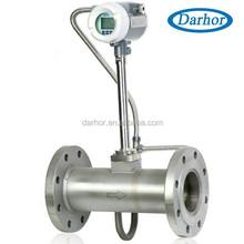 DH800 series flange connection digital vortex flow meter, vortex flowmeter, steam flow meter