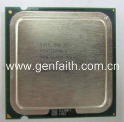 Intel Pentium D Processor 950 (4M Cache, 3.40 GHz, 800 MHz FSB SL95V/SL9K8)