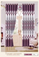 handmade bead curtain blackout curtain fabric, curtains for glass doors