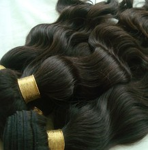 Wholesale Hot Selling Top quality Natural Grade AAAAA quality unprocessed 100% virgin No shedding tangle free cheap indian hair
