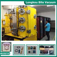 stainless steel utensil ion plating machine,utensil PVD plating machine,utensil titanium plating machine