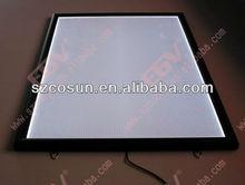 2013 new style LED Edge Lit Light Box / LED picture frame