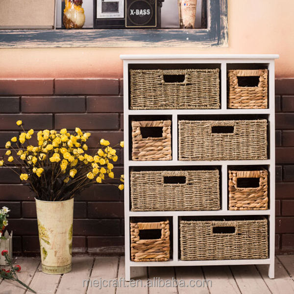 Cheap rattan furniture chinese indoor wicker cabinet good for Cheap good quality furniture