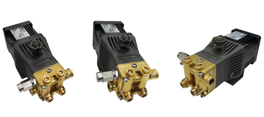 SEMIFOG 0.30L/MIN 150W 220V High pressure water test pump