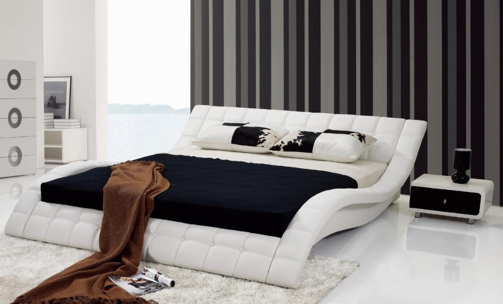 Bedroom Set Modern Leather Soft Bed Buy Hot Sale Design Modern