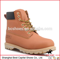 protective hiking boots protective safty working shoes/goodyear welted work shoes /man boots for oil field