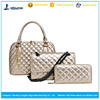 China factory designer shell high quality pu bags for lady