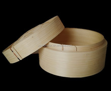 9inch bamboo portable chinese food steamers