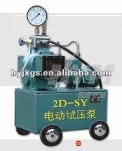 Hydraulic Pressure Test pump/Pressure test pump