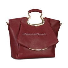 New product for 2015 fashion tote bag lady hand bag
