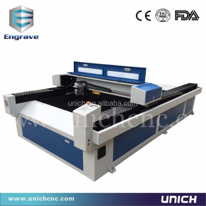 laser engraving machine on metal