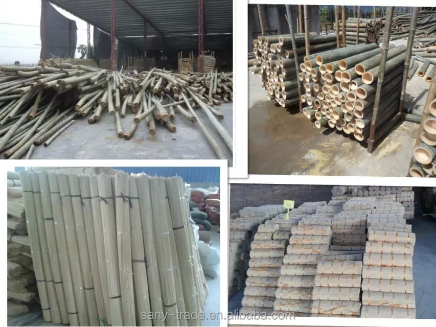 Original Pure Colour Bamboo BBQ Sticks