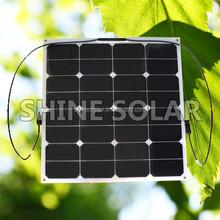 high quality thin film flexible solar panel, thin film solar panel flexible 50w