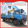 Dongfeng EURO 3 XCMG telescopic truck crane