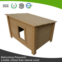 Non-toxic Warm and Comfortable WPC Pet House