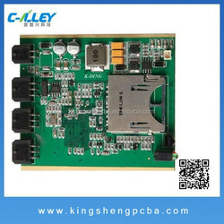Enterprise Class Commercial Grade Wi-Fi to Cellular Router with Interface Options PCBA Assembly