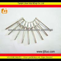 DIN 7337 material 5050/5052 Open dome head rivets,