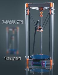 New Arrival ! 2015 newest mini delta 3d printer metal, mini 3d printer