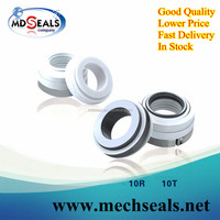 Multi-spring high demand Double Lip Stainless Steel PTFE Rotary Shaft Oil Seals