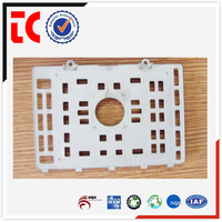China OEM customized magnesium die casting pad battery cover