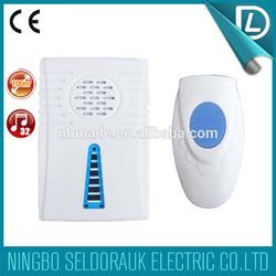 OEM/ODM acceptable cheap price factory offer door accessories door bell