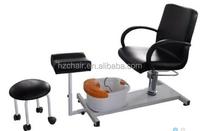 2015 silla de pedicura Black foot spa chair/Modern spa equipment for foot massage