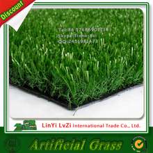 Natural looking artificial turf grass for garden decorations
