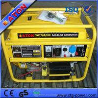 ATON Honda type engine electric generators 7000 watts