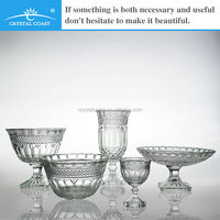 clear tea light holder cheap tall glass vases with foot