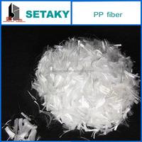 polypropylene fiber/pp fiber for Plaster
