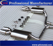 stainless steel car muffler/auto parts car exhaust