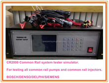 High accuracy Common rail injector tester CR2000J from china