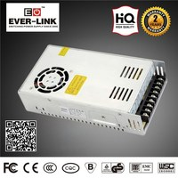 2-year Warranty Power Supply CE RoHS approved Single Output etx switching power supply