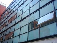 Customized double glazed glass factory price m2 plat glass window pane