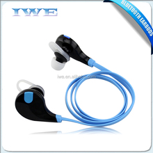 china market of electronic voice control phone call wireless bt earphone small bluetooth earphone