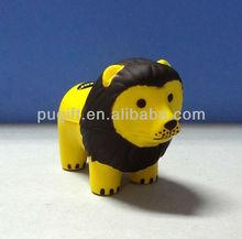 2015 Promotion animals shaped stress toy