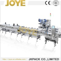 Multi-Function Automatic Chocolate Horizontal Pillow Type Wrapping Bagging Machine