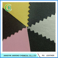 High Grade PU Selling Leather Upholstery