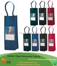 Wine Bottle Bag Neoprene Handle Tote wine bottle gift bag
