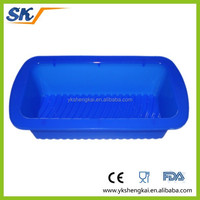 different shape silicone bakeware
