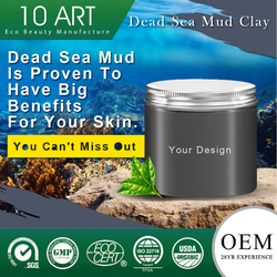 For all skin types Natural Anti Aging Treament Dead sea mud mask