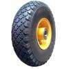 wholesale heavy duty 10 inch 3.00-4 PU solid wheel