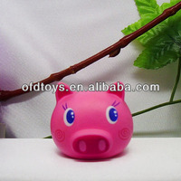 rubber pig toy cute pig toys for baby toys for baby bath