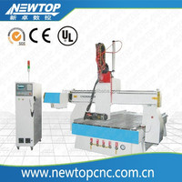 high precision woodworking cnc router/4 axis cnc router engraver machine/cnc wood router for sale