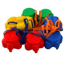 Children plastic toy walking stilts,Fun stilts for children