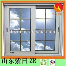 afol high quality pvc sliding windows