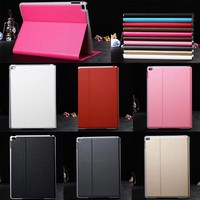 Ultrathin PU Leather Folio Smart Protect Case Cover For ipad Air 2